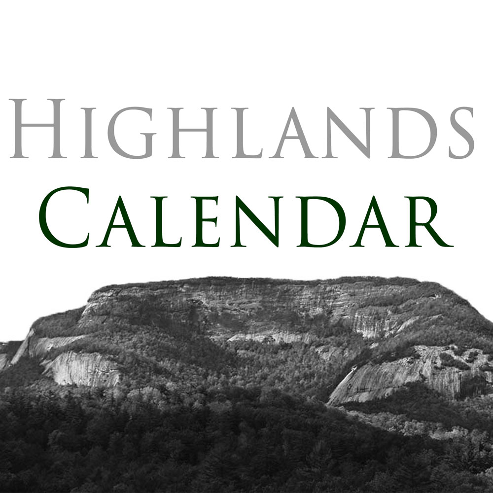 Highlands Calendar