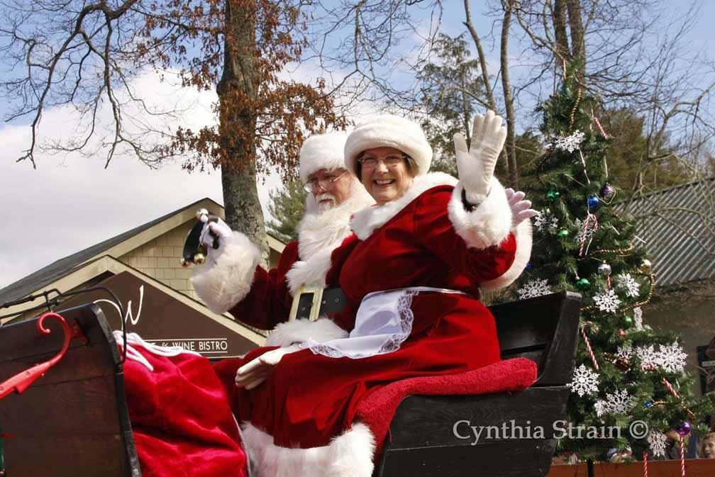 Highlands Christmas Parade