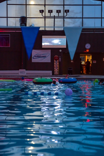 DIVE-IN MOVIE – HIGHLANDS RECREATION POOL